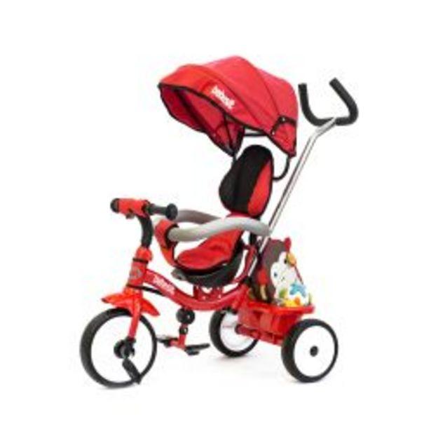 Oferta de Triciclo con Manija Bebesit Joy Celeste por $13428