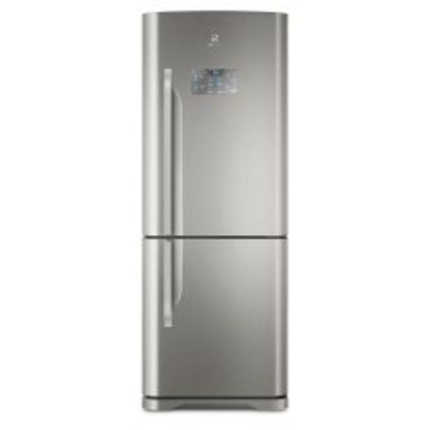 Oferta de Heladera No Frost Electrolux DB53X 454 Lt por $102399