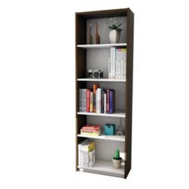 Oferta de Biblioteca Evo 8001 Wengue por $5269