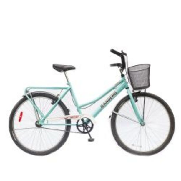"Oferta de Bicicleta de Paseo R 26"" Randers Terra Aguamarina por $35999"
