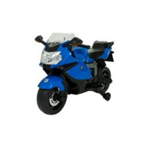 Oferta de Moto a Batería Bebitos BMW K1300 Azul por $36299