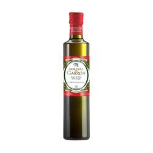 Oferta de Aceite de Oliva Colinas de Garzón Corte Italiano 250 ml por $799