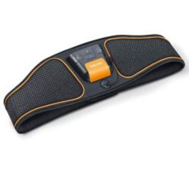 Oferta de Cinturón Electroestimulador Beurer EM37 por $9990