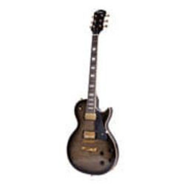 Oferta de Guitarra Electrica Parquer tipo Les Paul con Funda por $28954,33