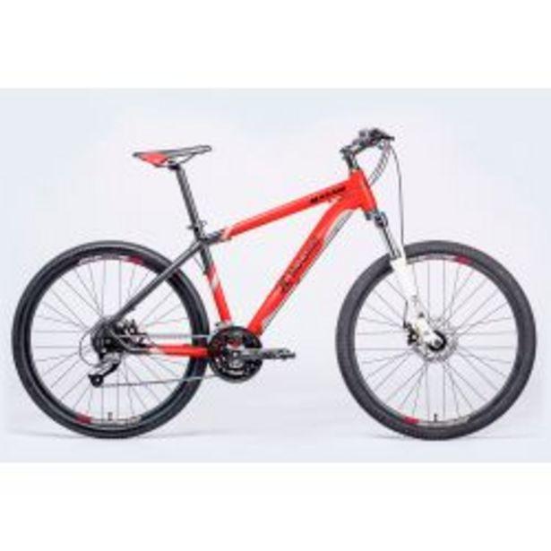 """Oferta de Bicicleta Mountain Bike Motomel Rodado 27,5"""" MAXAM 475 Roja Talle L por $79999"""