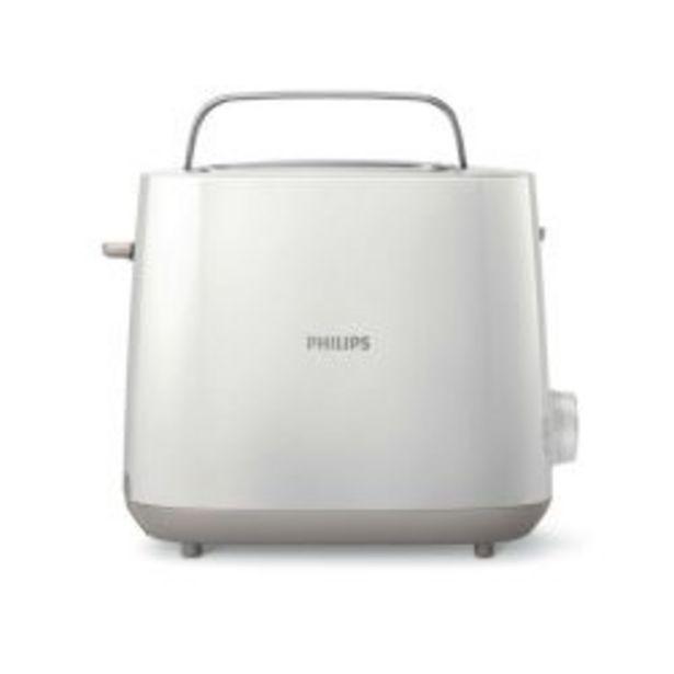 Oferta de Tostadora Philips HD-2581-00 por $4599