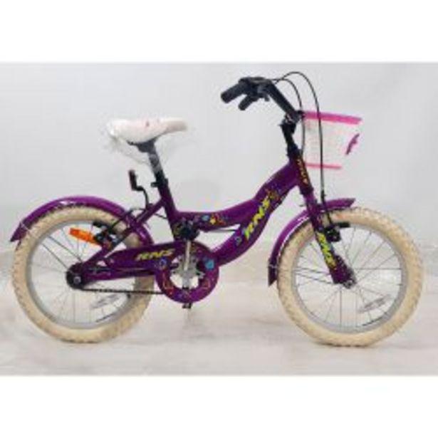 """Oferta de Bicicleta RNS Rodado 20"""" BIN19067ALV por $30999"""