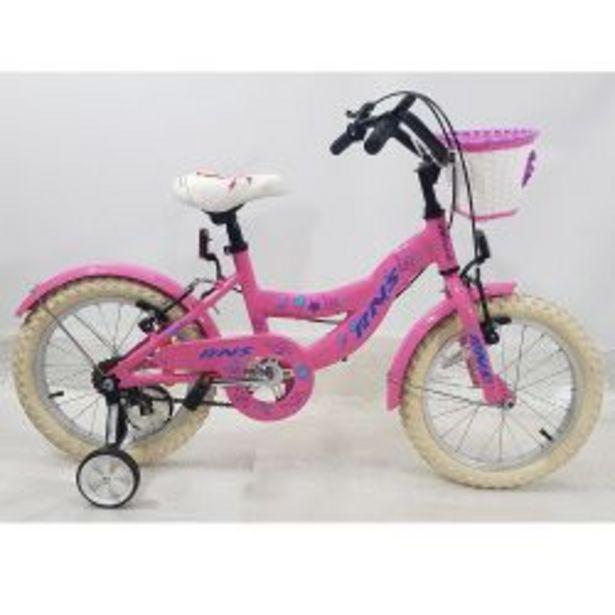 "Oferta de Bicicleta RNS Rodado 16"" BIN19052ALR por $28999"