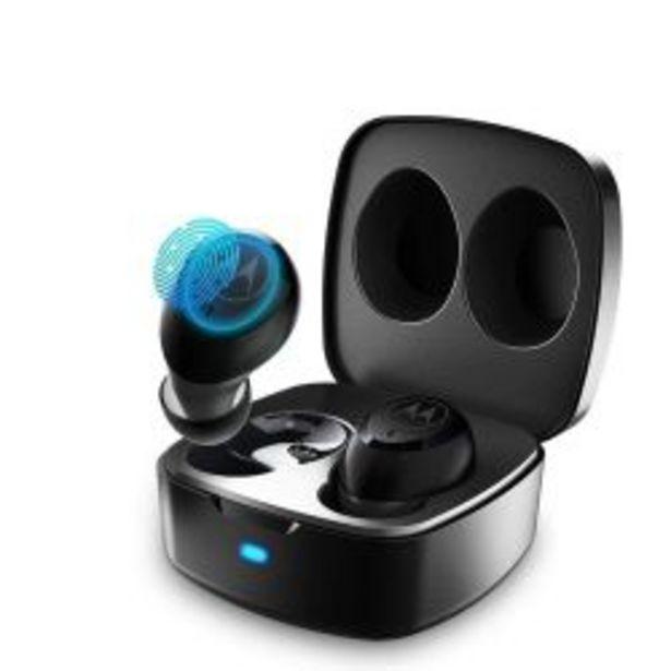 Oferta de Auriculares Bluetooth Motorola VerveBuds 100 por $6999