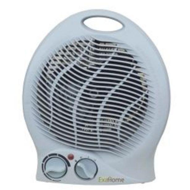 Oferta de Caloventor exahome con termostato por $1699