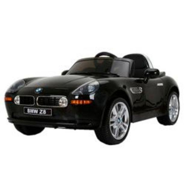 Oferta de Auto a Bateria BMW Z8 12V Negro por $51559