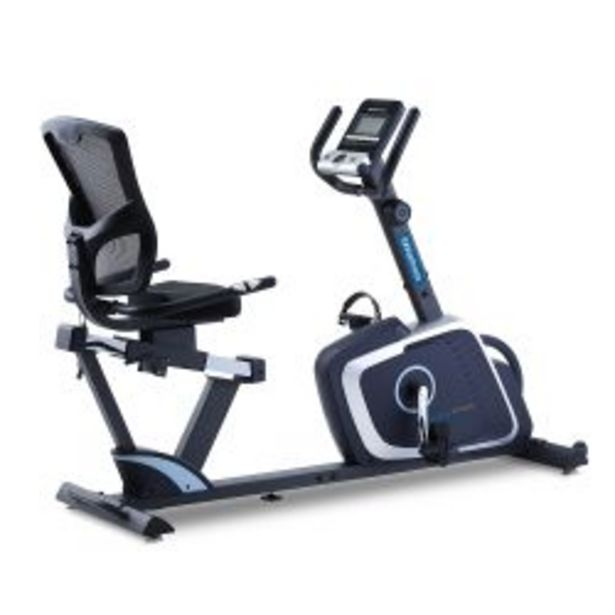 Oferta de Bicicleta Fija Corplus R Wellness Recumbent por $129699