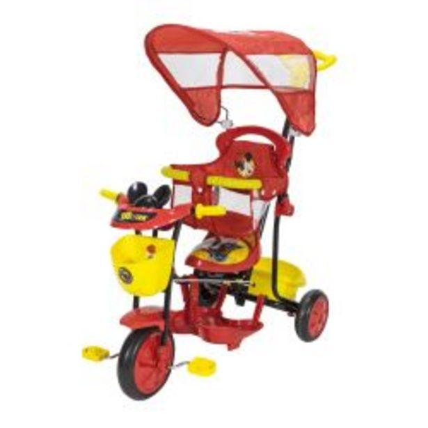 Oferta de Triciclo Disney Mickey XG 8001NT2 por $8249