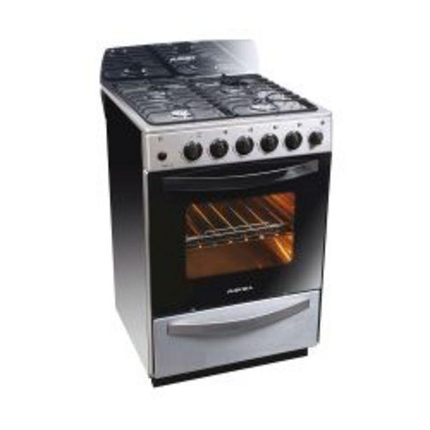 Oferta de Cocina Aurora Argenta XLE.3 56cm por $35299