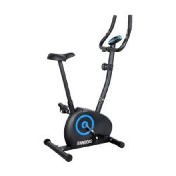Oferta de Bicicleta Fija Vertical Randers ARG-134 Magnetica por $24796