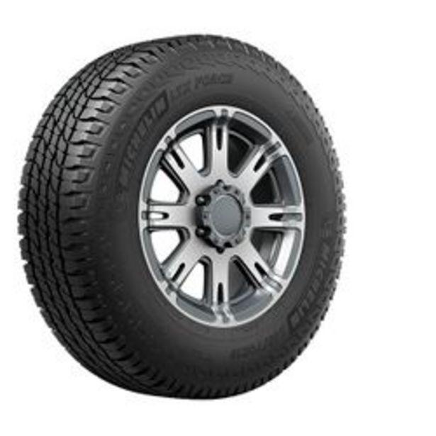 Oferta de Neumático Michelin 265 70 R15 LTX FORCE por $28359