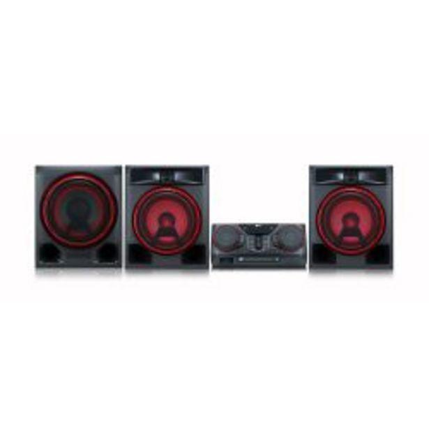 Oferta de Minicomponente LG CK57 2.1 por $34999