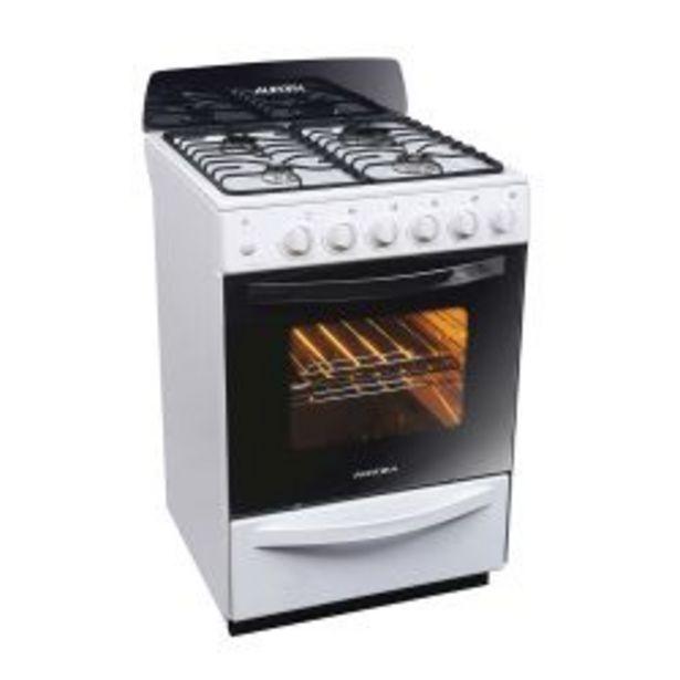 Oferta de Cocina Aurora Argenta LE.3 56cm por $31999