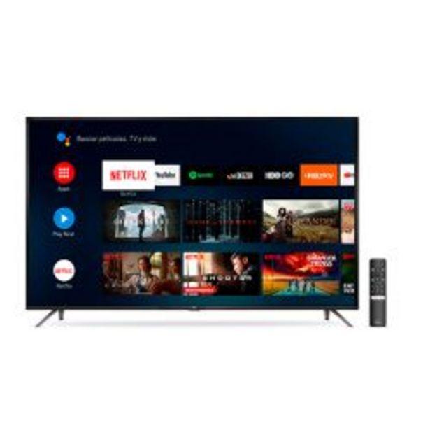 """Oferta de Smart TV 55"""" 4K UHD RCA X55ANDTV por $61999"""