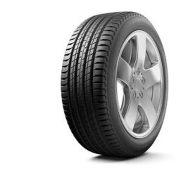 Oferta de Neumático Michelin 235 60 R18 N0 LATITUDE SPORT 3 por $33304