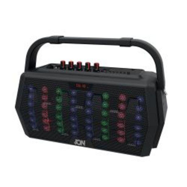 Oferta de Parlante Bluetooth ION Kinetic ISX-1500 por $3149