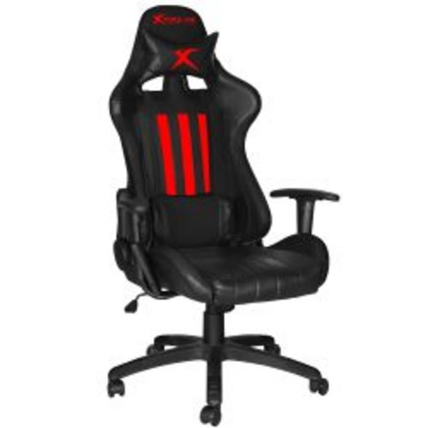 Oferta de Silla Gamer Xtrike Me Gc-905 NEGRO por $37999