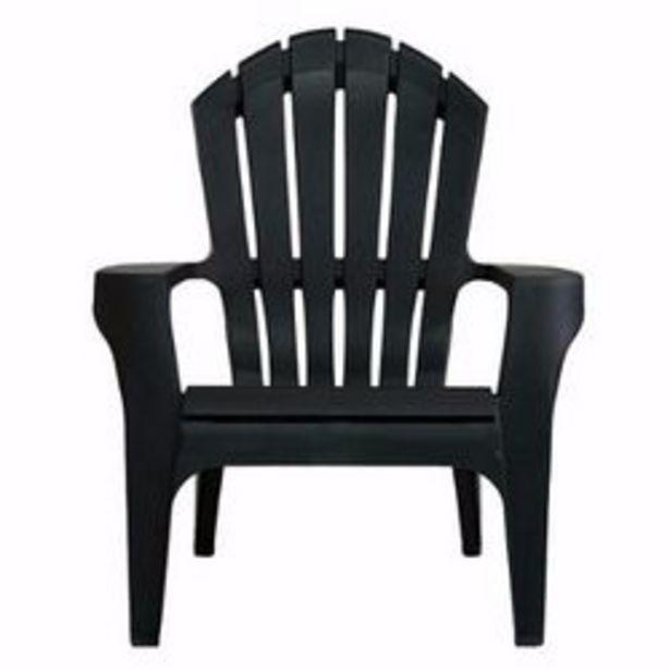 Oferta de Silla de Plástico Miami Negro por $5039