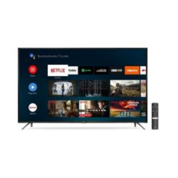 Oferta de Televisor Smart 65 RCA 4K por $132732