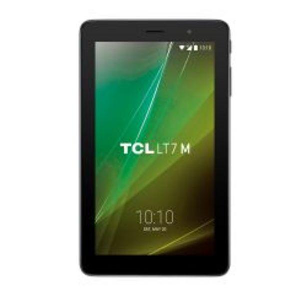 Oferta de Tablet TCL LT7-M Prime Black por $9999