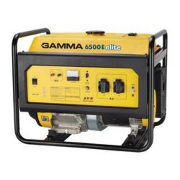 Oferta de Grupo Electrógeno Gamma Elite 6500E GE3458 por $105500