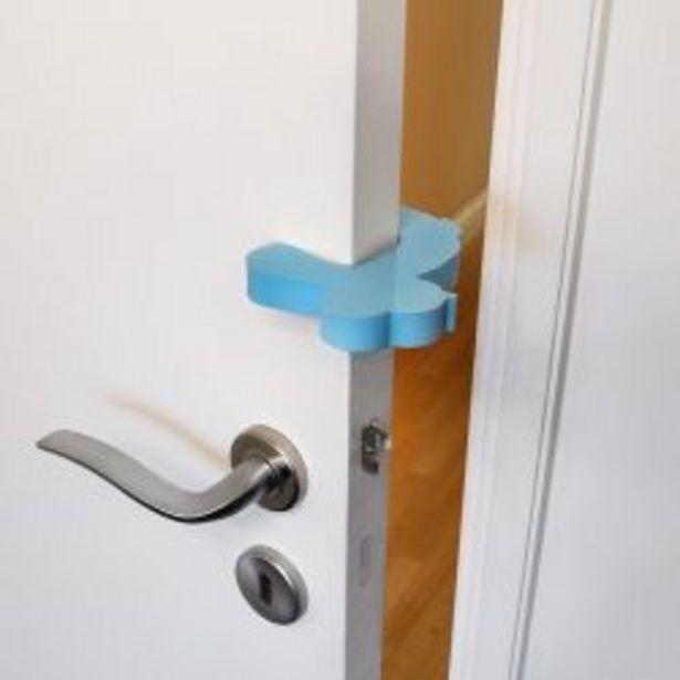Oferta de Anti cierra puertas Love proteje los dedos 8855 por $528