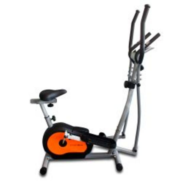 Oferta de Caminador Eliptico Combinado Ranbak 301 Disco Inercial 5 kgs, pedaleo 2 sentidos por $56080