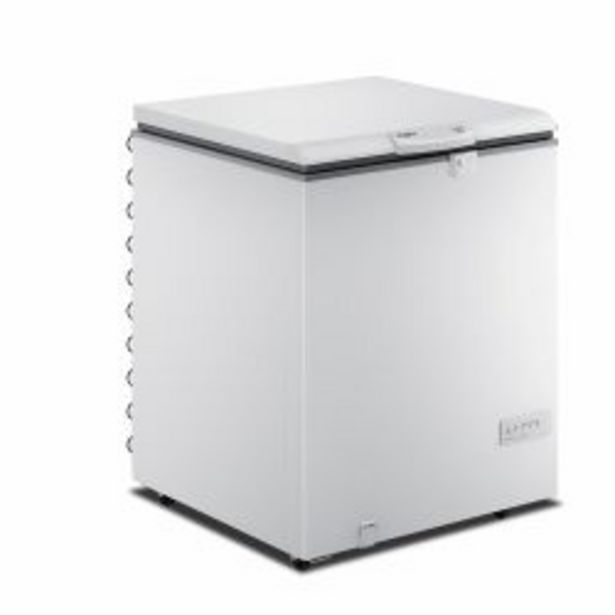 Oferta de Freezer Horizontal Whirlpool WHA22D1 220Lts por $53499