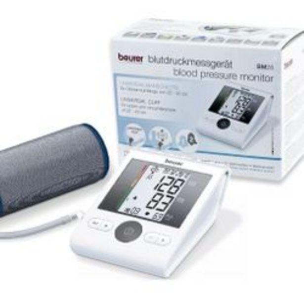 Oferta de Tensiómetro Digital Automático De Brazo Beurer BM28 por $7590