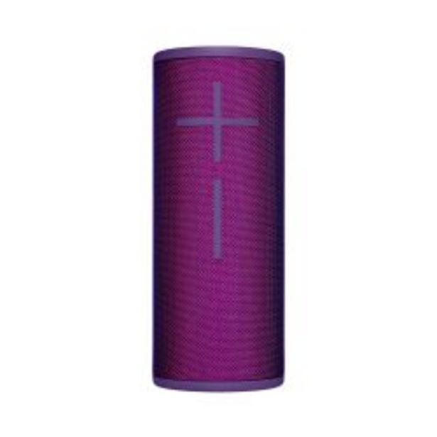 Oferta de Parlante Portatil Ue Megaboom 3 Ultraviolet Purple por $33399