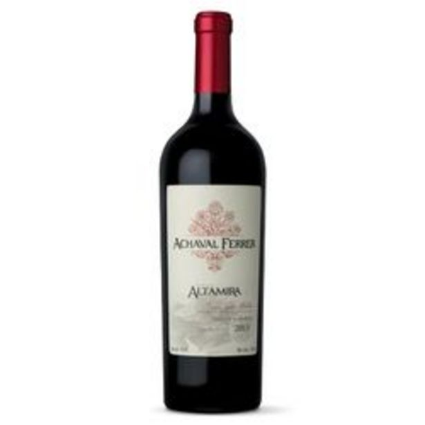 Oferta de Vino Finca Altamira Malbec 750 x6 por $48249