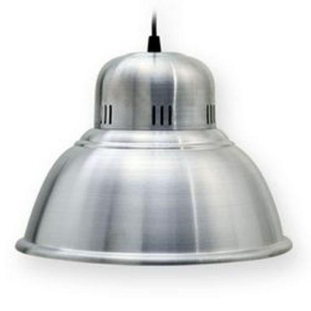 Oferta de Plafón Galponero de Aluminio Faroluz 0311.AA por $1499