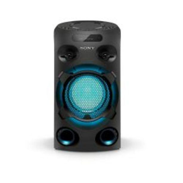 Oferta de Parlante Bluetooth Sony MHC-V02 por $25999