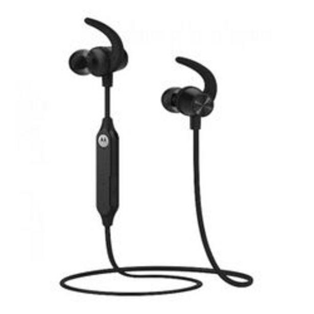 Oferta de Auriculares Motorola Verve Loop 105 por $3440