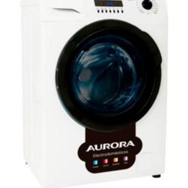 Oferta de Lavarropas Carga Frontal 8 Kg 1200 RPM Aurora 8512 por $44999