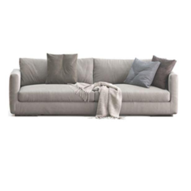 Oferta de Sofa Young Magnus 180 x 90 Gris por $60200