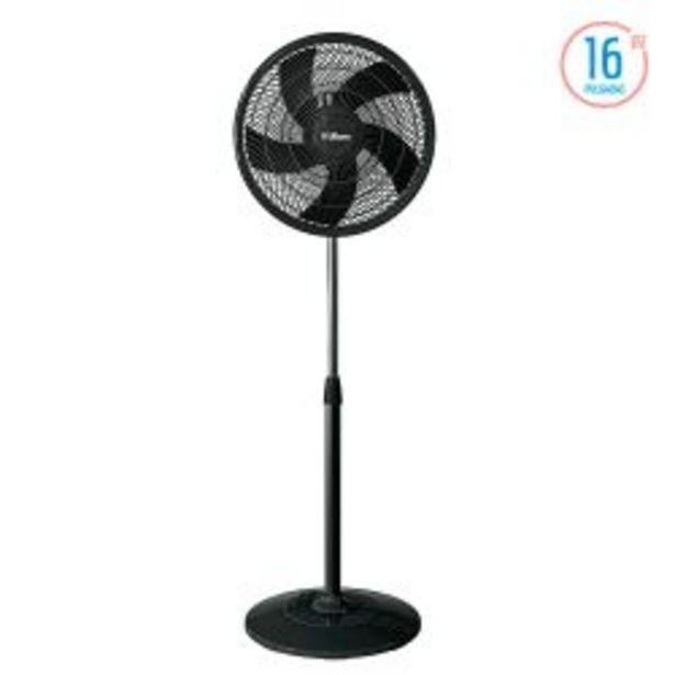 "Oferta de Ventilador de Pie Liliana VP16P 16"" por $4299"