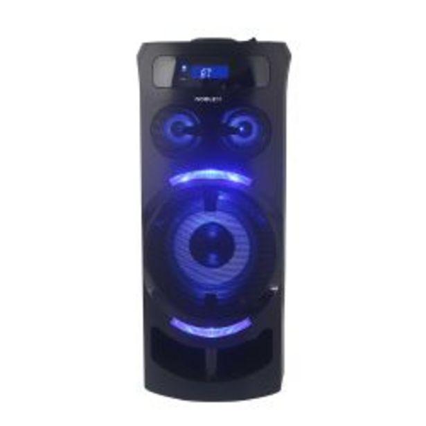 Oferta de Parlante Bluetooth Noblex MNT290 por $17999