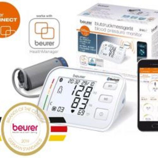 Oferta de Tensiómetro De Brazo De Beurer - Bm 57 Bluetooth por $11007