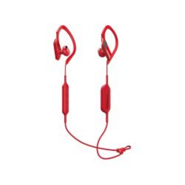 Oferta de Auriculares Bluetooth Panasonic RP-BTS10PP-R por $2599