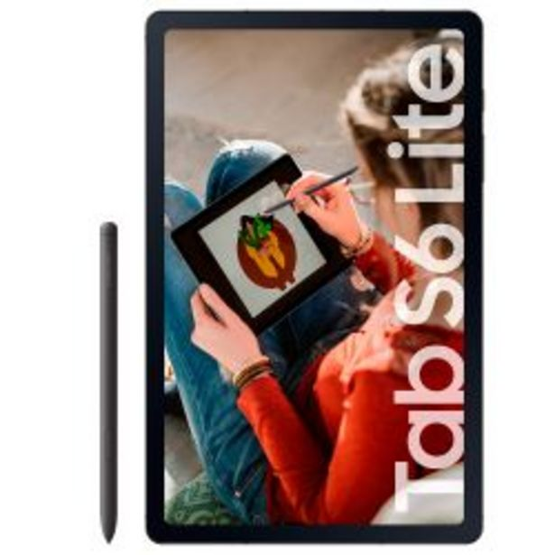 "Oferta de Tablet Samsung SMP610 10.4"" 64GB por $44999"