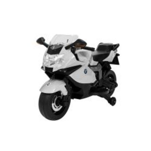 Oferta de Moto a Batería Bebitos BMW K1300 Blanca por $32999