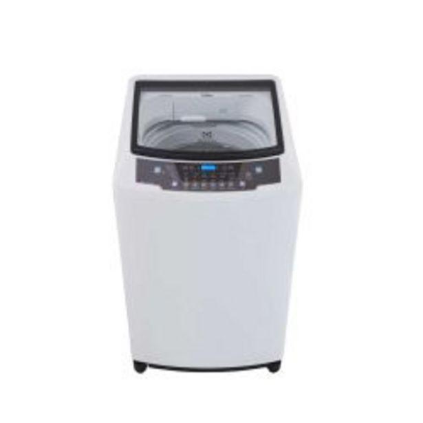 Oferta de Lavarropas Carga Superior Electrolux 10 KG 750 RPM ELAC210W por $44999