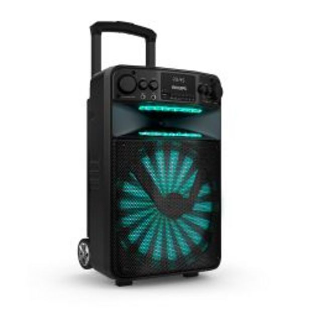 Oferta de Parlante Bluetooth Party Speaker Philips TANX50/77 por $15799