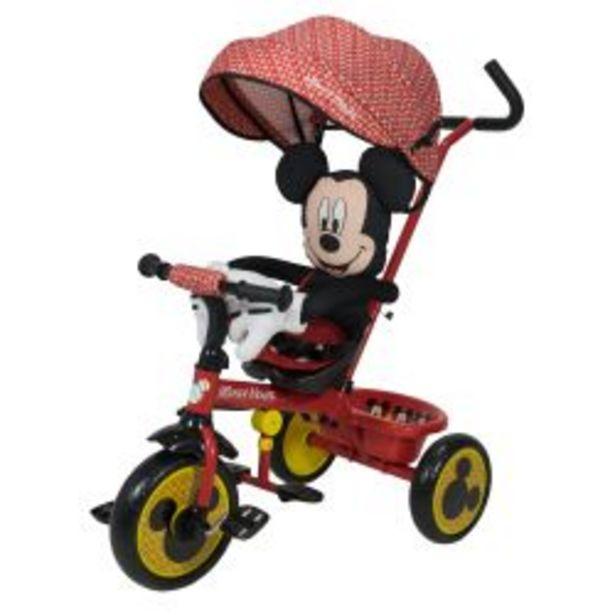 Oferta de Triciclo Disney XG 18819 Mickey por $14299